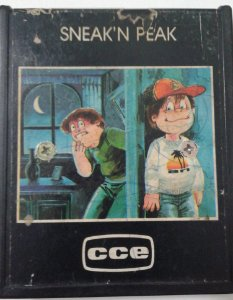 Game Para Atari - Sneak 'N Peek