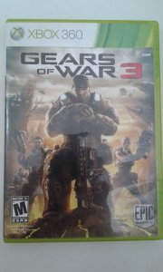 Game Para Xbox 360 - Gears Of War 3