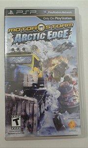 Game para PSP - MotorStorm Arctic Edge