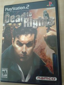 Game Para PS2 - Dead To Rights NTSC/US