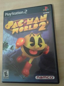 Game Para PS2 - Pac Man World 2 NTSC/US