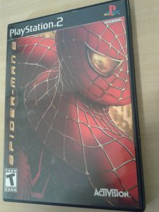 Game Para PS2 - Spider-man 2 NTSC/US