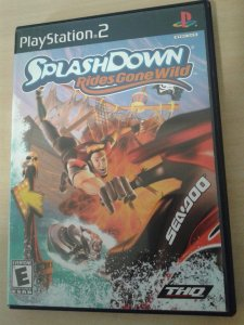 Game Para PS2 - Splashdown Rides Gone Wild NTSC/US