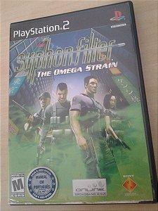 Game Para PS2 - Syphon Filter The Omega Strain NTSC/US