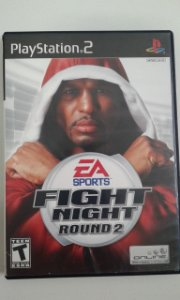 Game Para PS2 - Fight Night Round 2 NTSC/US