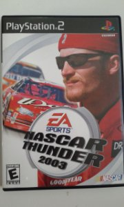 Game Para PS2 - NASCAR Thunder 2003 NTSC/US