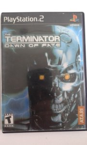Game Para PS2 - The Terminator Dawn of Fate NTSC/US