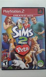 Game Para PS2 - The Sims 2 Pets NTSC/US