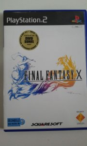Game Para PS2 - Final Fantasy X PALM/UE