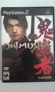 Game Para PS2 - Onimusha NTSC/US