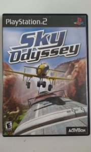 Game Para PS2 - Sky Odyssey NTSC/US