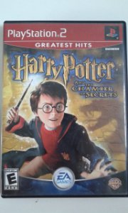 Game Para PS2 - Harry Potter and the Chamber of Secrets NTSC/US