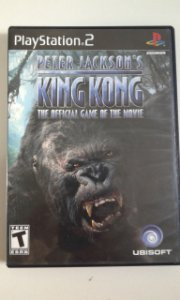 Game Para PS2 - Peter Jackson's King Kong: The Official Game of the Movie NTSC/US
