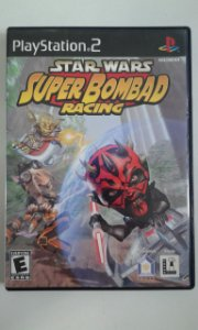Game Para PS2 - Star Wars Super Bombad Racing NTSC/US