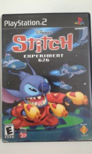 Game Para PS2 - Disney's Stitch Experiment 626 NTSC/US