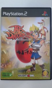 Game Para PS2 - Jak and Daxter The Precursor Legacy PALM/UE