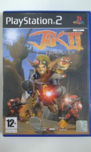 Game Para PS2 - Jak 2 PALM/UE