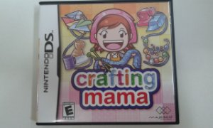 Game para Nintendo DS - Crafting Mama