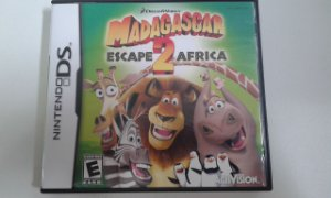 Game para Nintendo DS - Madagascar Escape 2 Africa