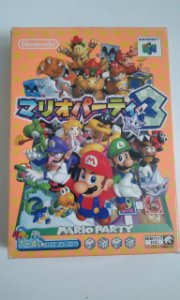 Game Para Nintendo 64 - Mario Party 3 Completo NTSC-J
