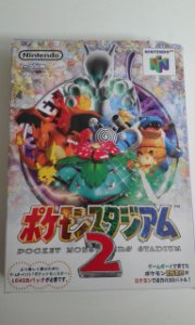 Game Para Nintendo 64 - Pokemon Stadium 2 Completo NTSC-J