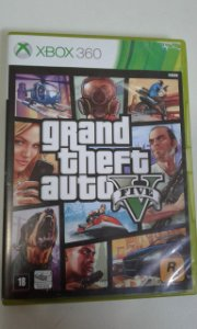 Game Para Xbox 360 - Grand Theft Auto V