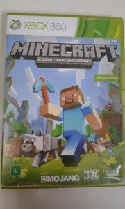 Game Para Xbox 360 - Minecraft Edition