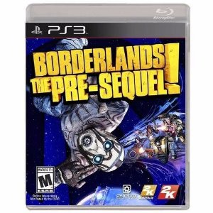 Game para PS3 - Borderlands The Pre-sequel