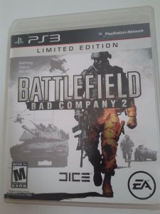 Game para PS3 - Battlefield Bad Company 2