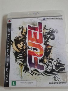 Game para PS3 - Fuel