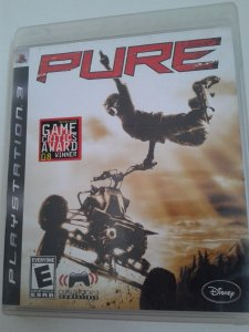 Game para PS3 - Pure
