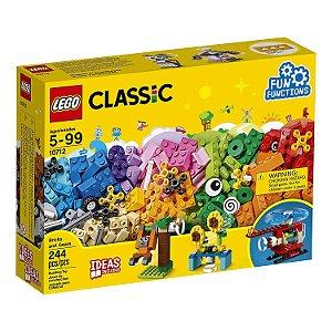Lego Classic - Peças e Engrenagens 10712