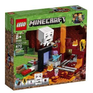 Lego Minecraft - O Portal do Nether 21143