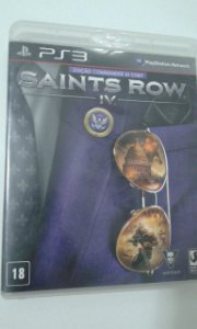 Game para PS3 - Saints Row IV