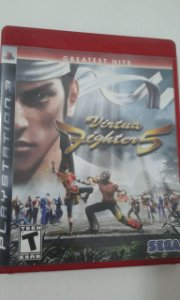 Game para PS3 - Virtua Fighter 5