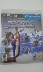 Game para PS3 - Sports Champions (compatível com Move)