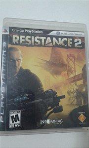 Game para PS3 - Resistance 2