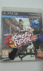 Game para PS3 - Kung Fu Rider (compatível com Move)