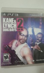 Game para PS3 - Kane & Lynch 2 Dog Days