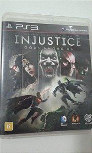 Game para PS3 - Injustice Gods Among Us
