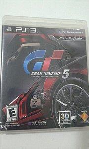 Game para PS3 - Gran Turismo 5