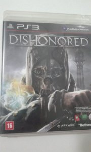 Game para PS3 - Dishonored