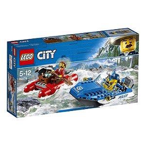 LEGO City - Fuga no Rio Furioso 60176