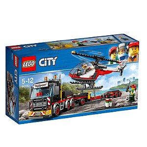 LEGO City - Transporte de Carga Pesada 60183