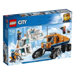 LEGO City - Caminhão Explorador do Ártico 60194