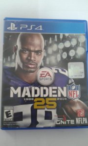 Game Para PS4 - Madden NFL 25