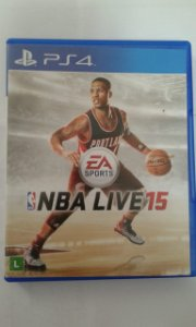 Game Para PS4 - NBA Live 15