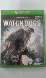 Game para Xbox One - Watch Dogs