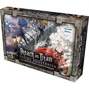 Jogo Attack On Titan - A Última Resistência
