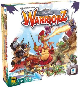 Jogo Ultimate Warriorz